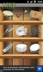 samba music instruments isamba