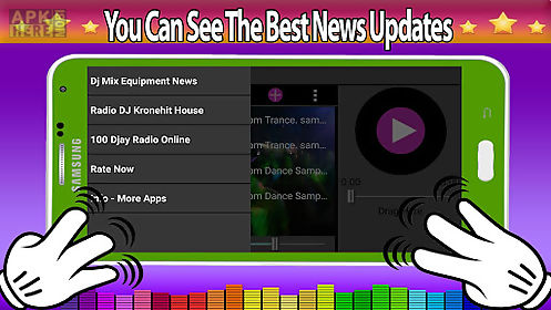 Dj mix virtual - studio maker for Android free download at