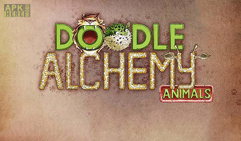 doodle alchemy: animals