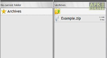 Extract zip