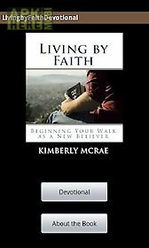 living by faith devotional