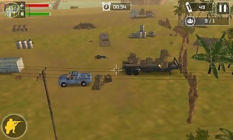 the mission: sniper
