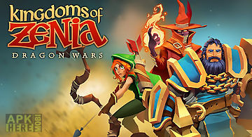 Kingdoms of zenia: dragon wars