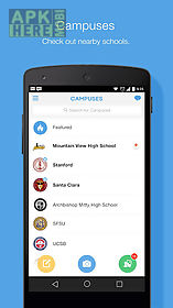 ogle - campus feed