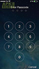 pro 8 lock screen