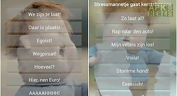 Stressman soundboard