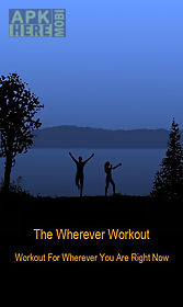 wherever workout