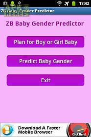 zb baby gender predictor