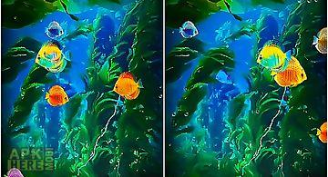 Aquarium 3d by pups apps Live Wa..