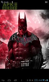 Batman 3d Free Live Wallpaper