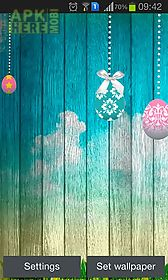 easter by brogent technologies live wallpaper