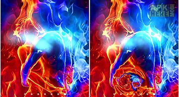 Ice make love with fire lwp Live..