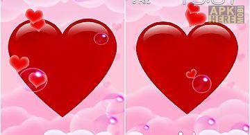 Magic heart Live Wallpaper