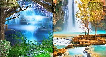 Magic waterfall Live Wallpaper