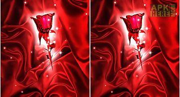 Rose Crystal Live Wallpaper