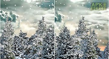 Snowfall by kittehface software ..