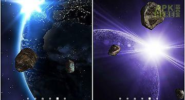 Space hd 2015 Live Wallpaper