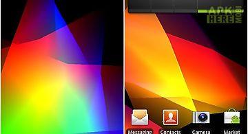 Symphony of colors Live Wallpape..