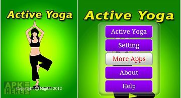 Active yoga lite