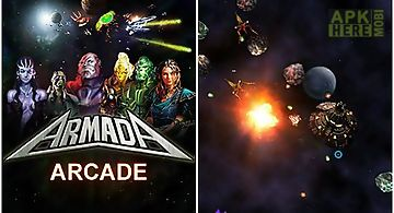 Armada arcade