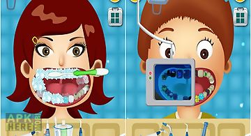 crazy dentist game for kids for android free download at apk here