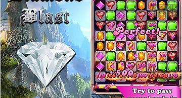 Diamond blast by interdev