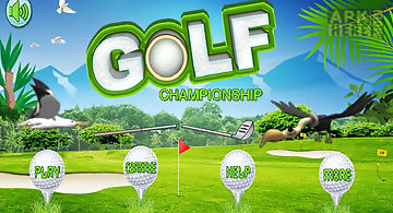 Golf championship iii