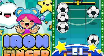 Iron finger: arcade mini game