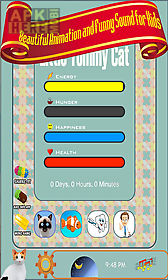 kid pet shop - care and raise little cute tom cat