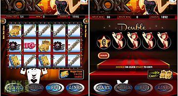 New york slot machines
