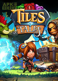 tiles and tales: puzzle adventure