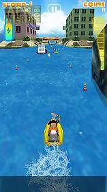 ?otoboat racing: crash