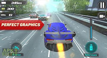 American racer usa highway