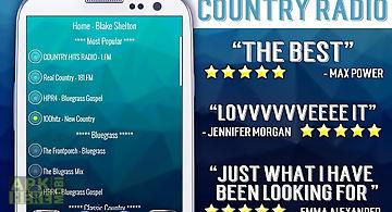 Free country radio