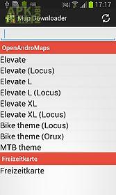 offline map downloader