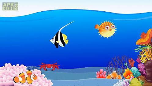 undersea adventure for toddler