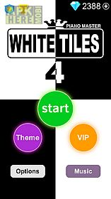 white tiles 4 : piano master