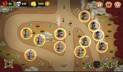 tower defense: castle fantasy td