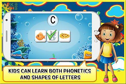 animal alphabet for kids