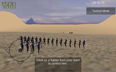 arena battlefield team combat