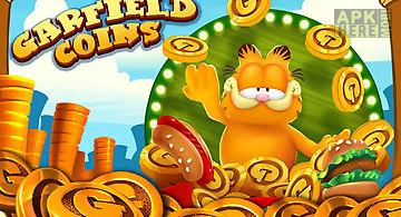 Garfield coins