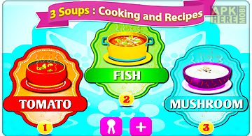 Make soup baking lessons 1