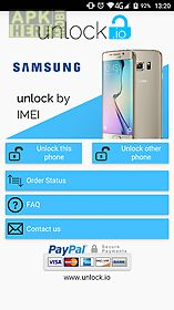 Sim unlock - samsung galaxy for Android free download at Apk