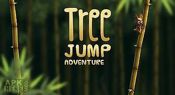 Tree jump adventure