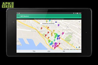 wifi sherlock - wifi finder