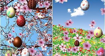 Easter in bloom livewallpaperl