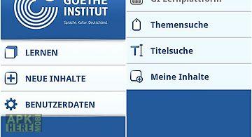 German vocabulary trainer