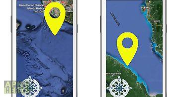 Gps boat navigation