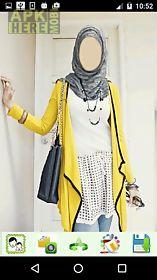 hijab look