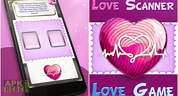 Love scanner love game